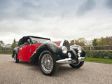 Photos of Bugatti Type 57 Stelvio Cabriolet by Gangloff (№57569) 1938