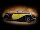 Pictures of Bugatti Type 57 Stelvio Drophead Coupe (№57202) 1934