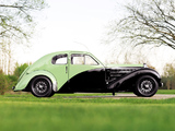 Pictures of Bugatti Type 57C Coupe Aerodynamique 1936