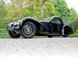 Pictures of Bugatti Type 57S Coupe by Gangloff 1937