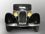 Bugatti Type 57 Coupe by Gangloff 1935 wallpapers