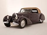 Bugatti Type 57 Stelvio Drophead Coupe by Gangloff (№57440) 1937 wallpapers
