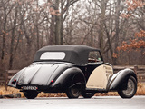 Bugatti Type 57C Drophead Coupe by Letourneur & Marchand 1939 wallpapers