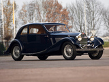 Bugatti Type 57 Sports Saloon 1934 wallpapers