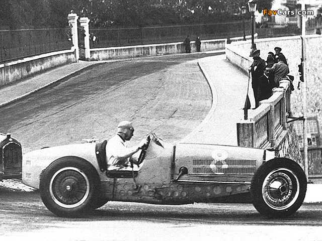 Bugatti Type 59 Grand Prix 1933 images (640 x 480)