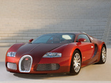 Bugatti Veyron 2005–11 photos