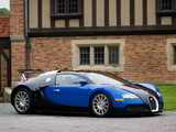 Bugatti Veyron US-spec 2006–11 wallpapers