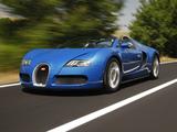 Bugatti Veyron Grand Sport Roadster 2008 photos