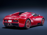 Bugatti Veyron Grand Sport Roadster US-spec 2008 wallpapers