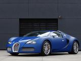 Bugatti Veyron Bleu Centenaire 2009 images