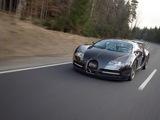 Mansory Bugatti Veyron Linea Vincero 2009 pictures