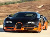 Bugatti Veyron 16.4 Super Sport 2010 images