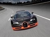 Bugatti Veyron 16.4 Super Sport 2010 pictures