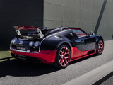 Bugatti Veyron Grand Sport Roadster Vitesse 2012 photos