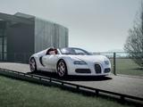 Bugatti Veyron Grand Sport Wei Long 2012 photos