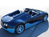 Bugatti Veyron Grand Sport Roadster Vitesse 2012 photos