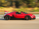 Bugatti Veyron Grand Sport Roadster Vitesse 2012 pictures