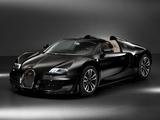 Bugatti Veyron Grand Sport Roadster Vitesse Jean Bugatti 2013 pictures