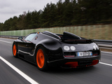 Bugatti Veyron Grand Sport Roadster Vitesse WRC Edition 2013 wallpapers