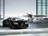 Bugatti Veyron Grand Sport Roadster Vitesse Black Bess 2014 pictures