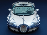 Bugatti Veyron Grand Sport Roadster LOr Blanc 2011 images