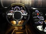 Mansory Bugatti Veyron Linea Vincero DOro 2010 photos