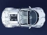 Bugatti Veyron Grand Sport Roadster LOr Blanc 2011 photos