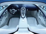 Bugatti Veyron Grand Sport Roadster LOr Blanc 2011 pictures