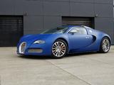 Images of Bugatti Veyron Bleu Centenaire 2009