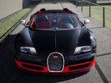 Images of Bugatti Veyron Grand Sport Roadster Vitesse 2012