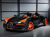 Images of Bugatti Veyron Grand Sport Roadster Vitesse WRC Edition 2013