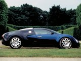 Photos of Bugatti EB 18.4 Veyron Concept 1999