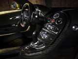 Photos of Mansory Bugatti Veyron Linea Vincero DOro 2010
