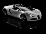 Photos of Bugatti Veyron Grand Sport Roadster 2008