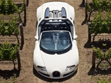 Photos of Bugatti Veyron Grand Sport Roadster US-spec 2008
