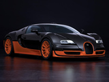 Photos of Bugatti Veyron 16.4 Super Sport 2010