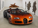 Photos of Bugatti Veyron Grand Sport Roadster Venet 2012