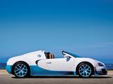 Photos of Bugatti Veyron Grand Sport Roadster Vitesse US-spec 2012