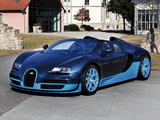 Photos of Bugatti Veyron Grand Sport Roadster Vitesse 2012
