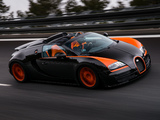 Photos of Bugatti Veyron Grand Sport Roadster Vitesse WRC Edition 2013