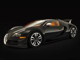 Pictures of Bugatti Veyron Sang Noir 2008