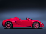 Pictures of Bugatti Veyron Grand Sport Roadster US-spec 2008