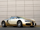 Pictures of Bugatti Veyron Gold Edition 2009