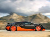 Pictures of Bugatti Veyron 16.4 Super Sport 2010