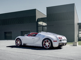 Pictures of Bugatti Veyron Grand Sport Wei Long 2012