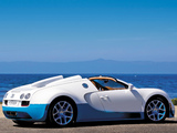 Pictures of Bugatti Veyron Grand Sport Roadster Vitesse US-spec 2012