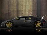 Pictures of Mansory Bugatti Veyron Linea Vincero DOro 2010