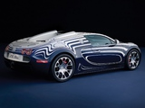 Pictures of Bugatti Veyron Grand Sport Roadster LOr Blanc 2011