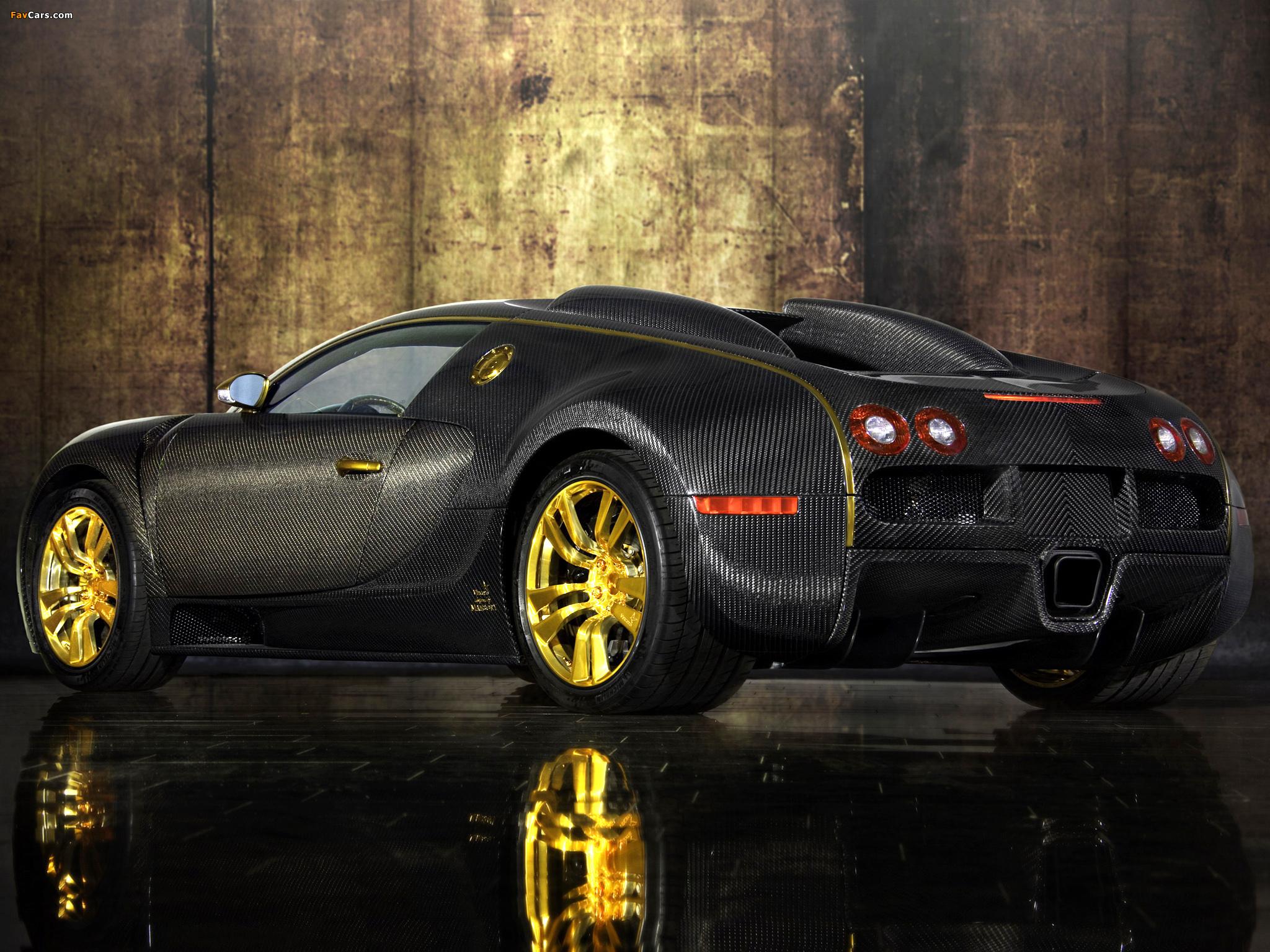 Pictures of Mansory Bugatti Veyron Linea Vincero DOro 2010 (2048 x 1536)
