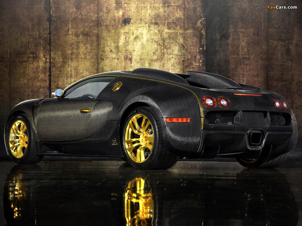 Pictures of Mansory Bugatti Veyron Linea Vincero DOro 2010 (1024 x 768)